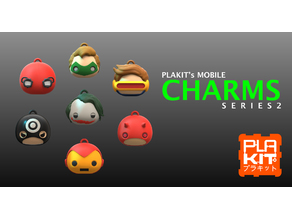 PlaKit's Mobile Charms Series 2 [UPDATED]