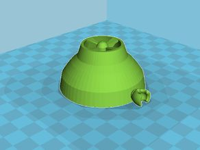 Jet engine for modio character