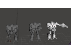 Robotech Masters T'siendral Legionnaire Green Bioroid set1 (3 units)