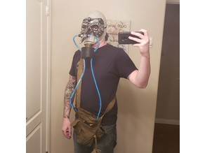 Fallout Doctor Gas Mask Canister