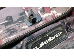 Quicksilver Backpack replacement fastener