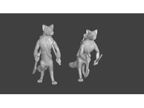 Foxmen: Marten Hunters Miniatures