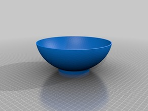 Bowl - big bowl 220x220x86 mm