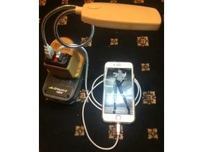 USB Power Bank for Ryobi 18v One+ battery