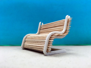 ToothPick Bench Holder