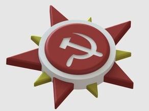Red alert logos