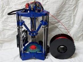 CloverPlus v2 Delta 3D Printer