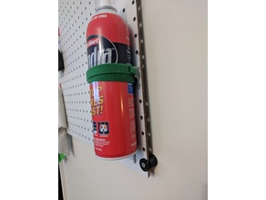 Pegboard - Fire Extinguisher Clips