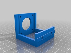 Y axis screw for 2020 frame