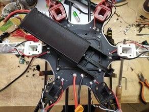 DJI Hexacopter LiPo loading system