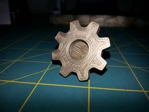 Gear drawer pull