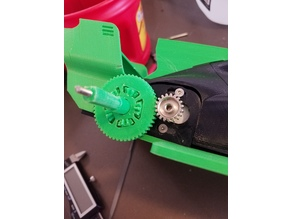 32p spur gear for differential