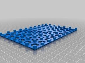 Cheesebox inlay