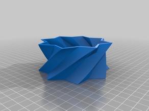 My Customized Square Vase2