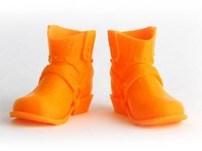 Makies Cowboy Boots