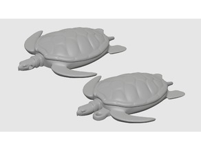 Turtle Pendants
