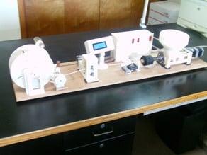 Lyman / Mulier Filament Extruder V5