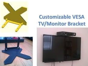 Customizable VESA Bracket