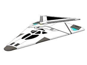 Wing Commander SR-51 Seahawk SWACS