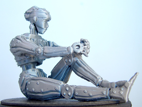Female Humanoid Robot