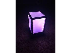 LED Strip Light Paper Lamp