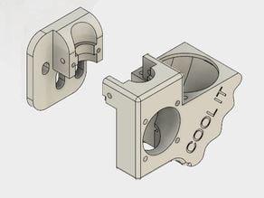 Creality CR-10 SMART V6 mount
