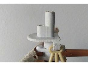 Playmobil Mastspitze für Piratenschiff /Playmobil mast top for pirate ship