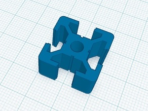t-slot style systems 20x20mm collection (new versions)