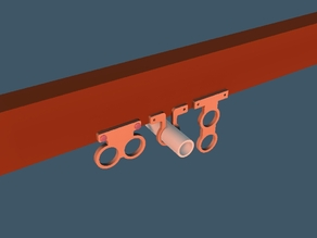 Pipe Strap suspension type