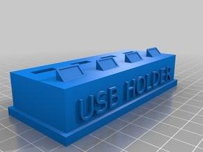 USB Holder / Organizer