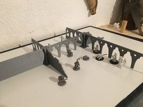 Modular Slim Urban Terrain