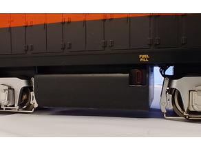 USA Trains EMD NW2 Fuel Tank