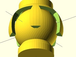 Parametric ball joint