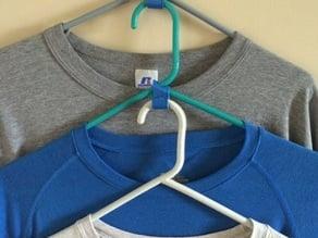 Shirt-Hanger Hook