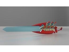 Xenoblade Chronicles 2 Pyra sword