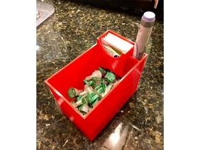 Insulin Pen Supply Storage Container