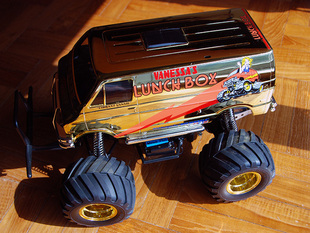 Lipo upgrade for Tamiya Lunchbox & Midnight Pumpkin
