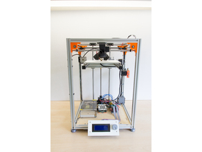 El Cheapo UM Clone (sub-250 USD Ultimaker Clone) CL 260