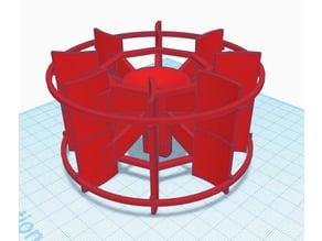 model water wheel