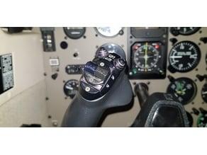 Trim knobs Piper PA28 PA34