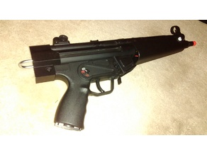 Airsoft MP5 End Cap