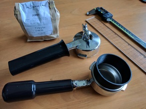 Gaggia Classic Dosing Funnel 58.4mm