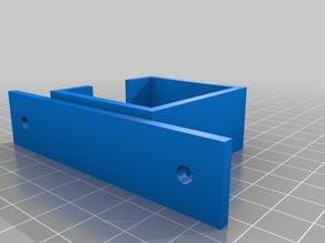Nema17 Holder (Extruder) for Delta Printer