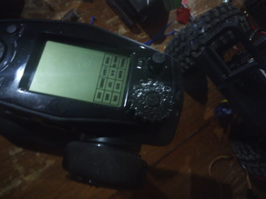 Flysky FS-GT5 knob