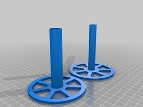 My Customized Filament Spool