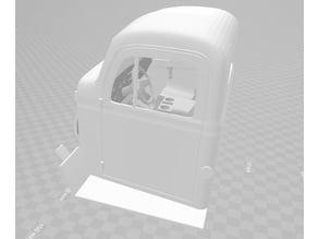Scale 3D RC..CTC C\S PW55 Standard Cab(power Wagon)