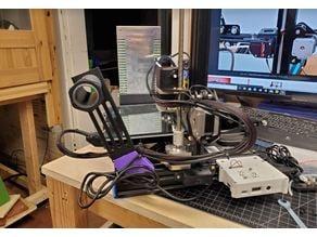 Ender 3/CR10 spool mount 20° angle