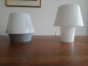 IKEA GAVIK lamp hack
