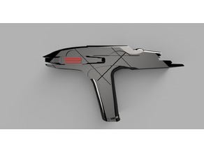 Star Trek - Phaser gun
