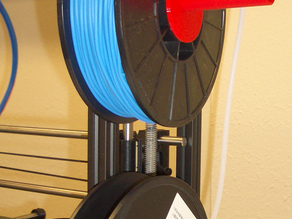TAZ Spool Spacers for PVA and Ninjaflex Filament Spools